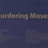 67. Murdering Moses. Title
