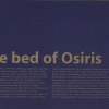 100. The Bed of Osiris. Title